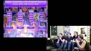 gamergamenight - Disney Think Fast (Part 1: UNACCEPTABLEEEE!!!!)