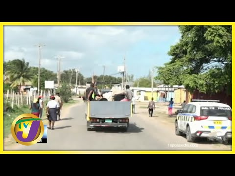 Gang Violence in Canaan Heights, Clarendon Jamaica | TVJ News - July 17 2021