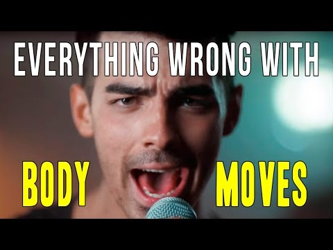 "Everything Wrong With DNCE - ""Body Moves"""