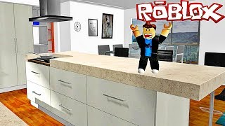 I MUST ESCAPE FROM a GREAT CUISINE! Roblox!