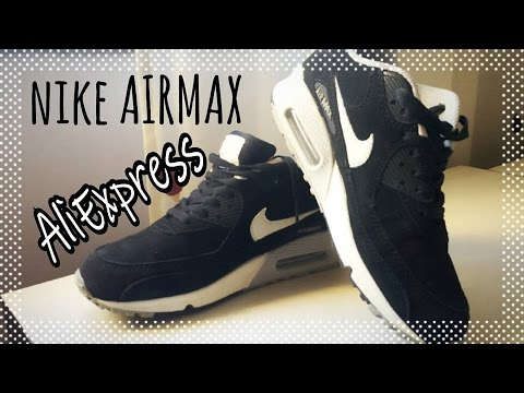 Nike AIR MAX 90 de AliExpress en Español YouTube