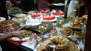 Шведский стол в Siam Elegance Hotel 5*, Белек, Турция
