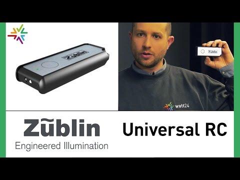 Züblin Universal RC Fernbedienung Und App Für Bewegungsmelder