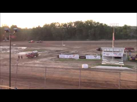 Butler Motor Speedway UMP Modified Heat #2 8/15/15