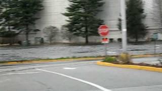 Rhode Island Flood 2010: Warwick Mall, March 30, 2010