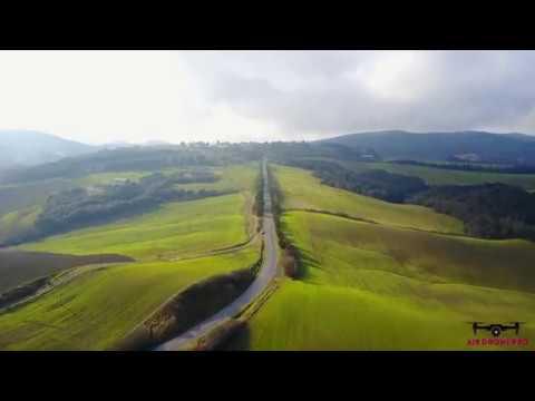 AMAZING 4K DRONE - TUSCANY