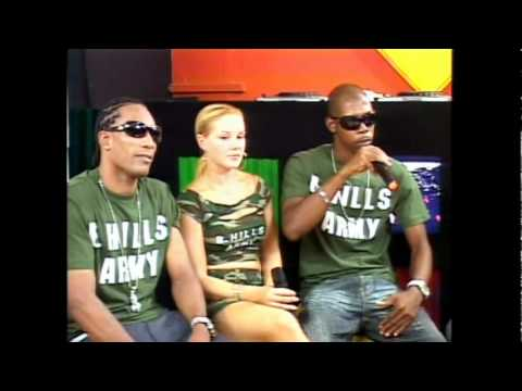 Dominant with The Beverly Hills Crew on Hype TV Jamaica
