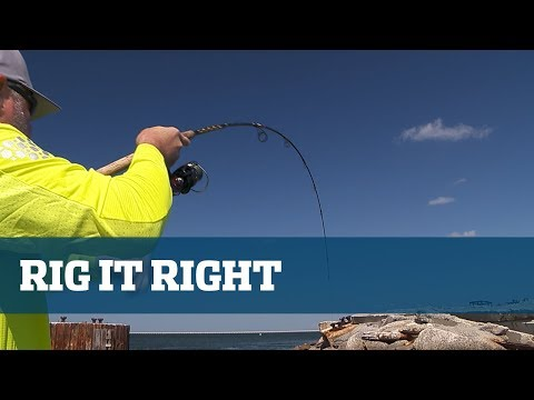 Florida Sport Fishing TV - Sheepshead Rigging Station