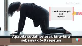 Download Video Latihan untuk Atasi Sakit Punggung Saat Hamil MP3 3GP MP4