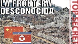 La FRONTERA de COREA del NORTE y el INICIO de la GRAN MURALLA CHINA - China by Pep