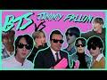 BTS ON JIMMY FALLON CRACK