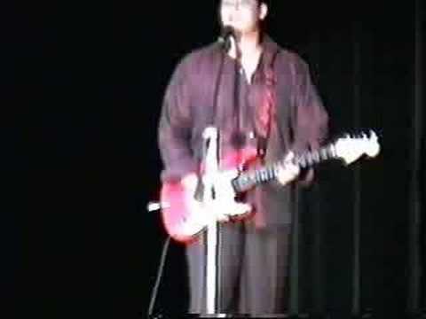 Jimmie Bush sings Johnny B. Goode