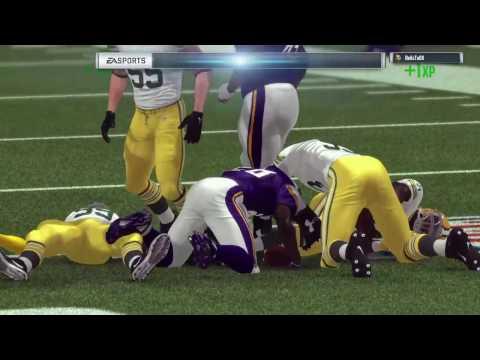M17 OGML  S5W  Packers vs Vikings