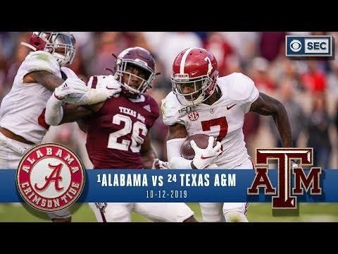 Alabama vs. Texas A&M Recap: No.1 Tide flex strengths as Aggies offer little resistance | CBS Sports