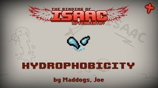 Binding of Isaac: Afterbirth+ Mod: Hydrophobicity