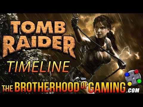 Lara Croft: Tomb Raider // Timeline // Continuity MOVIE