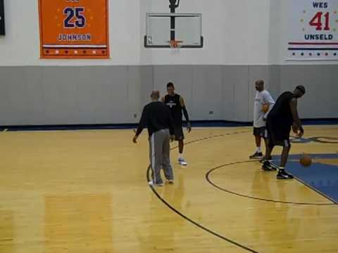 Truth About It.net: Sam Cassell v. Nick Young, A Practice Battle