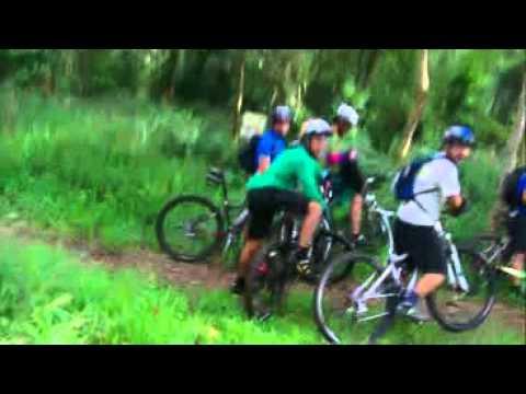Lamesa Trail Starting-Bangkalan Travel Video