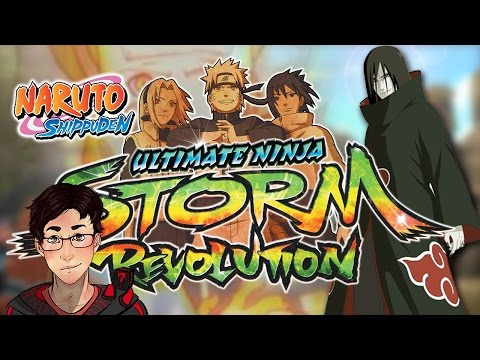 Naruto Shippuden: Ultimate Ninja Storm Revolution - World Tournament Begins - Episode ...