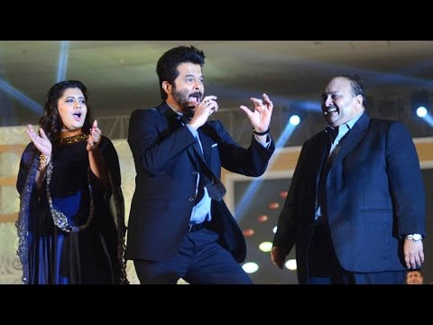 Anil Kapoor's Mind Blowing FUNNY Dance On 'Mera Naam Hain Lakhan'