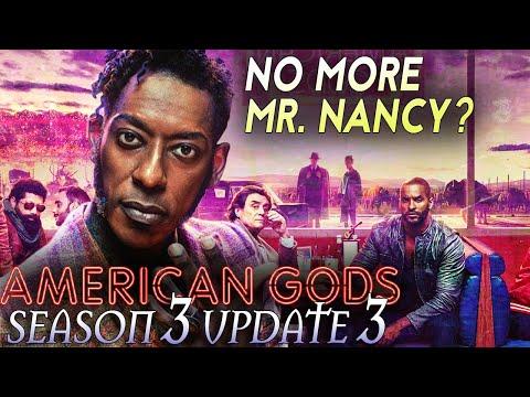 Mr. Nancy (Orlando Jones) NOT Returning To American Gods Season 3?