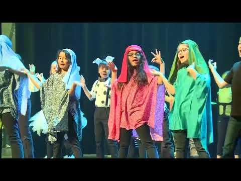 Disney Musicals in Schools program lets Las Vegas students shine