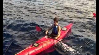 Audax Sports & Nature - De Menorca a Mallorca en Kayak.wmv