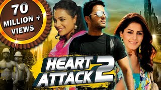 Download Video Heart Attack 2 (Gunde Jaari Gallanthayyinde) Hindi Dubbed Full Movie | Nithin, Nithya Menen MP3 3GP MP4