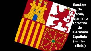 Banderas, himnos y escudos de nuestra Historia