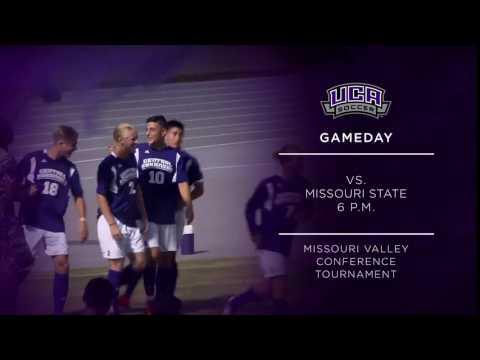 Men's Soccer: Missouri Valley Conference Tournament Quarterfinals Gameday