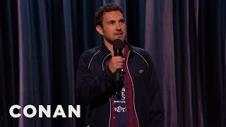 Mark Normand Stand-Up 06/25/15  - CONAN on TBS