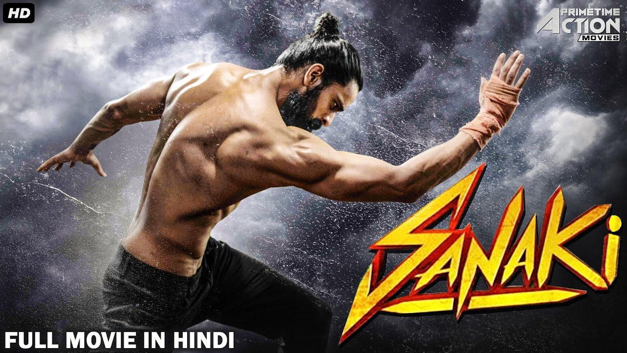 Naga Shaurya's SANAKI Full Movie Hindi Dubbed | Superhit Hindi Dubbed Full Action Romantic Movie