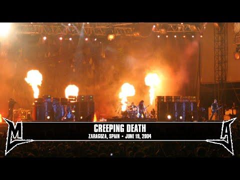 Metallica: Creeping Death (MetOnTour - Zaragoza, Spain - 2004) Thumbnail image