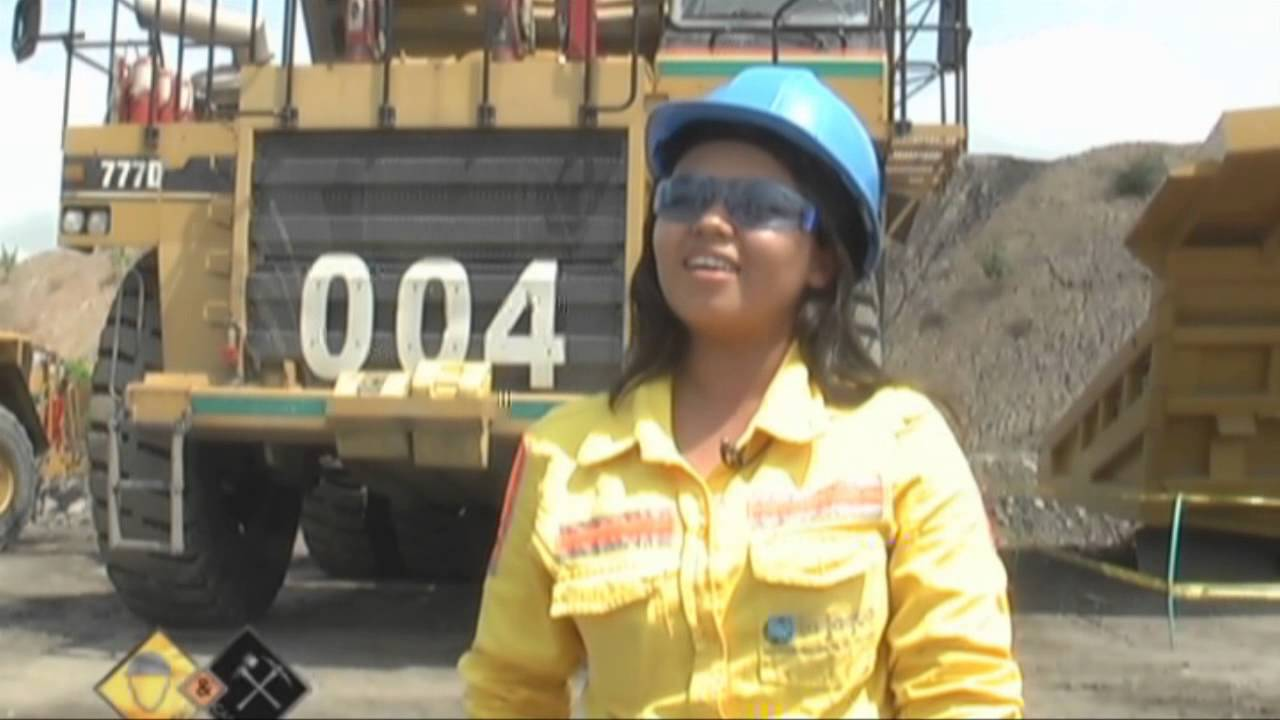 Mujeres Trabajadoras En La Mina, Un Ejemplo De Superación