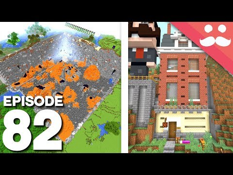 Hermitcraft 6: Episode 82 - HUGE PROJECTS!