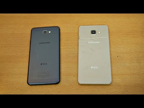 Samsung Galaxy J7 Prime vs Galaxy A7 (2016) - Review & Camera Test! (4K)