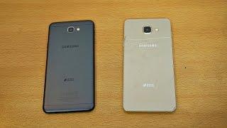 Samsung Galaxy J7 Prime vs Galaxy A7 (2016) - Review & Camera Test! (4K)