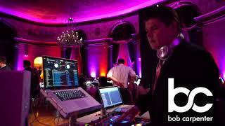 RI Best Wedding DJ at the Biltmore Hotel in Providence