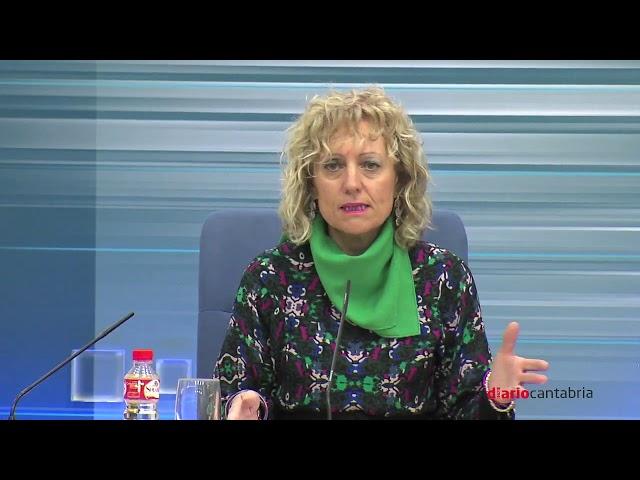 Eva Díaz Tezanos presenta los presupuestos de la Consejería de Medio Ambiente y Política Social