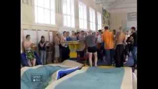 Мастер-класс каскадера Сирила Рафаели в Екатеринбурге. Проект УРАЛ.doc