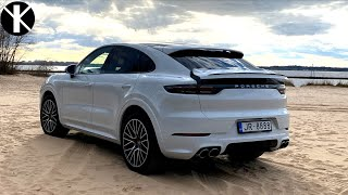Новый Porsche Cayenne Coupe, Лучший кроссовер?