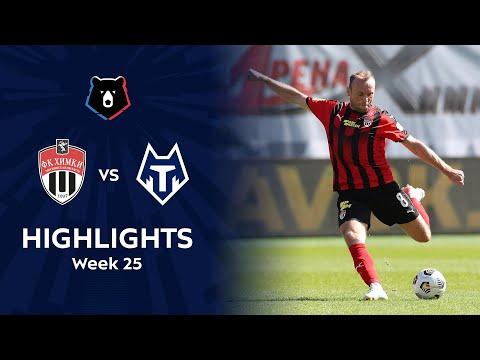 Khimki FC Tambov Goals And Highlights
