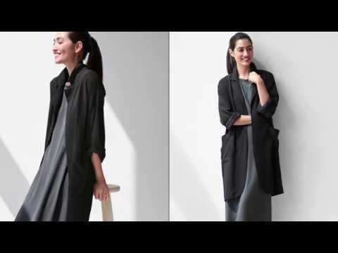 EILEEN FISHER Spring 2017 March Collection‬‬‬