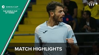 Colombia vs Argentina: Day 1 | Davis Cup 2020 Qualifiers: State of Play | ITF