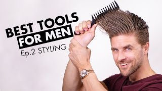 Pick the BEST Comb For You Hair | Episode 2 | Men's Inspiration