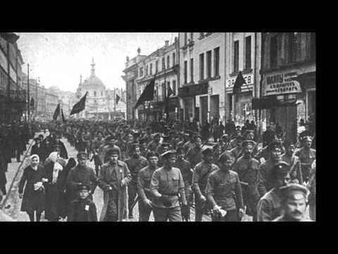 7th November 1917: The Bolshevik Revolution