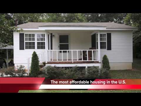 What Are The Top 2 Cheapest Places To Buy A House In The U S Youtube