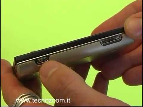 Sony Ericsson g705 design1510