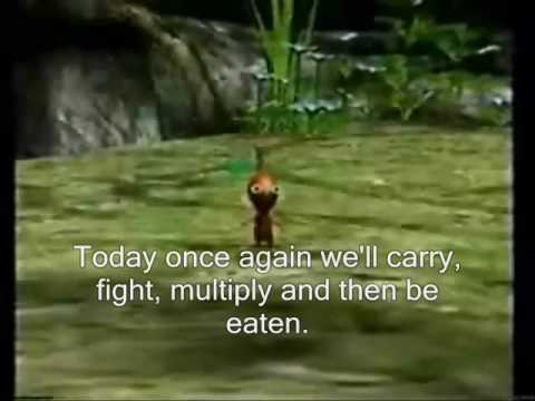 Pikmin Ai No Uta English Lyrics