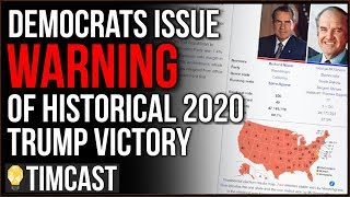 Democrats Fear Historical 2020 DEFEAT, Trump Could Win 520 Electoral Votes In MASSIVE Landslide